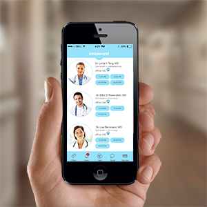 Hospital WHO WILL USE THE GEAR?, Instaward Communication Platform