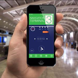 Indoor navigation WHO WILL USE THE GEAR?, Instaward Communication Platform