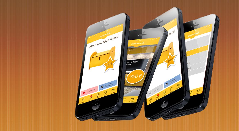 InstawardMail Mall, Instaward Communication Platform